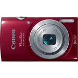 Canon PowerShot 135 16 Megapixel Compact Camera - Red 9156B001