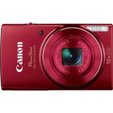 Canon PowerShot 150 IS 20 Megapixel Compact Camera - Red 9362B001