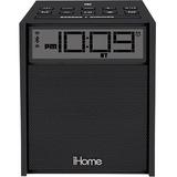 iHome iBN180 Desktop Clock Radio - Mono iBN180B