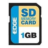 EDGE Tech 1GB Secure Digital Card