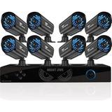 Night Owl Elite E-1681TB Video Surveillance System