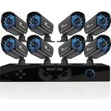 Night Owl Elite E-881TB Video Surveillance System