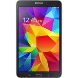 "Samsung Galaxy Tab 4 SM-T330 16 GB Tablet - 8"" - Wireless LAN - 1.20 GHz - Black SM-T330NYKAXAC"