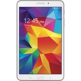"Samsung Galaxy Tab 4 SM-T230 8 GB Tablet - 7"" - Wireless LAN - 1.20 GHz - White SM-T230NZWAXAC"