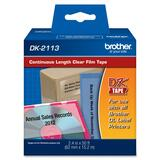 Brother QL Label Printers Continuous Length Tape - DK2113