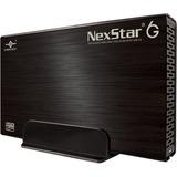 Vantec NexStar 6G NST-366S3-BK Drive Enclosure - External - Black NST-366S3-BK