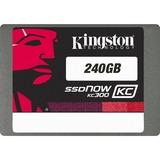 "Kingston SSDNow KC300 240 GB 2.5"" Internal Solid State Drive SKC300TS37A/240G"