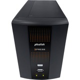Plustek XPRESS NVR X880P Video Surviellance Station
