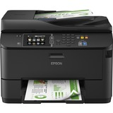 Epson WorkForce Pro WF-4630 Inkjet Multifunction Printer - Color - Plain Paper Print - Desktop C11CD10201