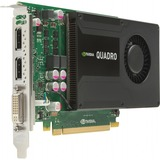 HP Quadro K2000 Graphic Card - PCI Express 753959-B21