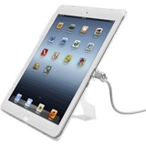 iPad Lockable Case Bundle With T-Bar Cable Lock and iPad Air Security Case / Cover Clear. For iPad Air 1 / Air 2