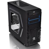 Thermaltake Versa H23 Window Mid-Tower Chassis CA-1B1-00M1WN-01