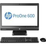 HP Business Desktop ProOne 600 G1 All-in-One Computer - Intel Core i7 i7-4770S 3.10 GHz - Desktop F4L03UT#ABA