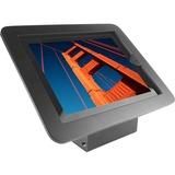 iPad 2/3/4/Air/Air2 Secure Executive Enclosure with 45? Kiosk Black