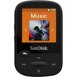 SanDisk Clip Sport SDMX24-004G 4 GB Flash MP3 Player - Black SDMX24-004G-G46K