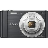 Sony Cyber-shot DSC-W810 20.1 Megapixel Compact Camera - Black DSCW810