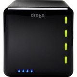 Drobo Drobo DAS Array - 4 x HDD Supported - 4 x SSD Supported DDR3A21