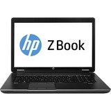 "HP ZBook 17 17.3"" LED Notebook - Intel Core i7 i7-4800MQ 2.70 GHz - Graphite G4U12UT#ABA"