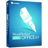 Corel WordPerfect Office X7 Home & Student Edition - License and Media - 1 User WPOX7HSOEMVAR3P