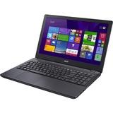"Acer Aspire E5-551-856A 15.6"" LED Notebook - AMD A-Series A8-7100 1.80 GHz - Black NX.MLDAA.001"