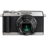 Olympus SH-1 16 Megapixel Compact Camera - Silver V107080SU000
