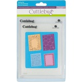CRICUT Cuttlebug Spring Set, 4 Pieces