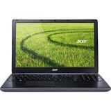 "Acer Aspire E1-572-54208G50Dnkk 15.6"" LED (CineCrystal) Notebook - Intel Core i5 i5-4200U 1.60 GHz - Black NX.M8EAA.023"