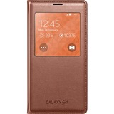 Samsung View Cover EF-CG900B Carrying Case for Smartphone - Rose Gold EF-CG900BFEGCA