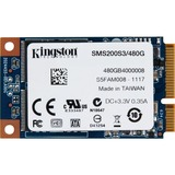 Kingston SSDNow mS200 480 GB Internal Solid State Drive SMS200S3/480G