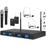 PylePro Premier PDWM4350U Wireless Microphone System