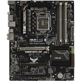 TUF SABERTOOTH Z97 MARK 2 Desktop Motherboard - Intel Z97 Express Chipset - Socket H3 LGA-1150 SABERTOOTHZ97MARK2