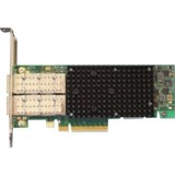 Solarflare Flareon Ultra SFN7142Q Dual-Port 40GbE QSFP+ PCIe 3.0 Server I/O Adapter