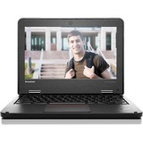 "Lenovo ThinkPad 11e Chromebook 20DU0003US 11.6"" LED Notebook - Intel Celeron N2930 1.83 GHz - Graphite Black 20DU0003US"