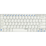 Rapoo Bluetooth Ultra-Slim Keyboard E6100 E6100.WHITE