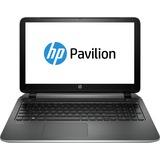 "HP Pavilion 15-p000 15-p050ca 15.6"" LED (BrightView) Notebook - Intel Core i5 i5-4210U 1.70 GHz - Ash Silver, Natural Silver G6U13UA#ABL"