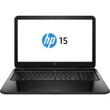 "HP 15-g000 15-g040ca 15.6"" LED (BrightView) Notebook - AMD E-Series E2-6110 1.50 GHz J1A75UA#ABL"