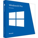 Microsoft Windows 8.1 Pro 64-bit - License and Media - 1 PC - OEM
