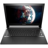 "Lenovo Flex 2-15 15.6"" Touchscreen LED (In-plane Switching (IPS) Technology) Notebook - Intel Core i5 i5-4210U 1.70 GHz - Black 59418271"