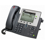 Cisco Unified 7941G-GE IP Phone - Wall Mountable