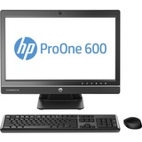 HP Business Desktop ProOne 600 G1 All-in-One Computer - Intel Core i5 i5-4690S 3.20 GHz - Desktop G5R45UT#ABA