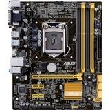 Asus B85M-G R2.0 Desktop Motherboard - Intel B85 Express Chipset - Socket H3 LGA-1150 B85M-GR2.0