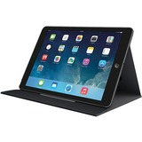 Logitech Turnaround Carrying Case for iPad Air - Intense Black 939-000838
