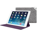 Logitech Hinge Carrying Case for iPad mini - Gray 939-000934