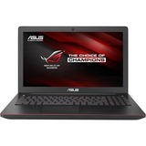 "ROG G550JK-DB71-CA 15.6"" LED (In-plane Switching (IPS) Technology) Notebook - Intel Core i7 i7-4700HQ 2.40 GHz - Black G550JK-DB71-CA"