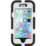 Griffin Survivor Carrying Case for iPhone - Black, White