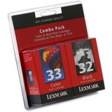 Lexmark Twin Pack Ink Cartridge - 18C0532