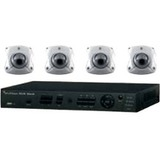 Interlogix TruVision TVN-1004-KW1 Video Surveillance System TVN-1004-KW1