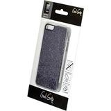 Gel Grip iPhone 5/5S Glitter Series Black Hard Shell IP5GBK