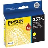 Epson DURABrite Ultra 252XL Ink Cartridge - Yellow
