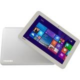 "Toshiba Encore 2 WT10-A-00L 32 GB Net-tablet PC - 10.1"" - In-plane Switching (IPS) Technology - Wireless LAN - Intel Atom Z3735G 1.33 GHz PDW0BC-00L01S"